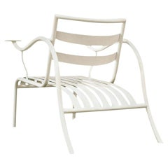 Jasper Morrison Thinking Man's Chair in Gypsum White for Cappellini