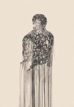 Nomade - 20th Century, Jaume Plensa, Contemporary Figurative Digital Print