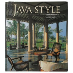 Java Style Hard Cover Book