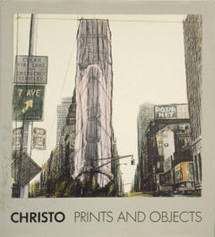 1988 After Javacheff Christo 'Javacheff Christo Prints and Objects 1963-1987