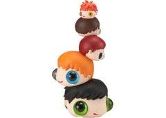 Heads Pop Art Toy Sculpture by Javier Calleja