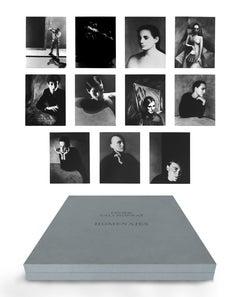 'Homenajes' Portfolio, 11 Silver Gelatin Prints, 1983