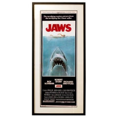 """""""Jaws"""" '1975' Poster"""