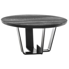 Jay Black Oak Coffee Table