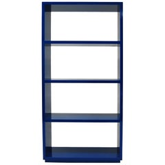 Jay Bookcase Four Lacquered Shelves