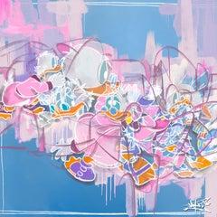 Fluffy Ducks! Pop Art, Street Art
