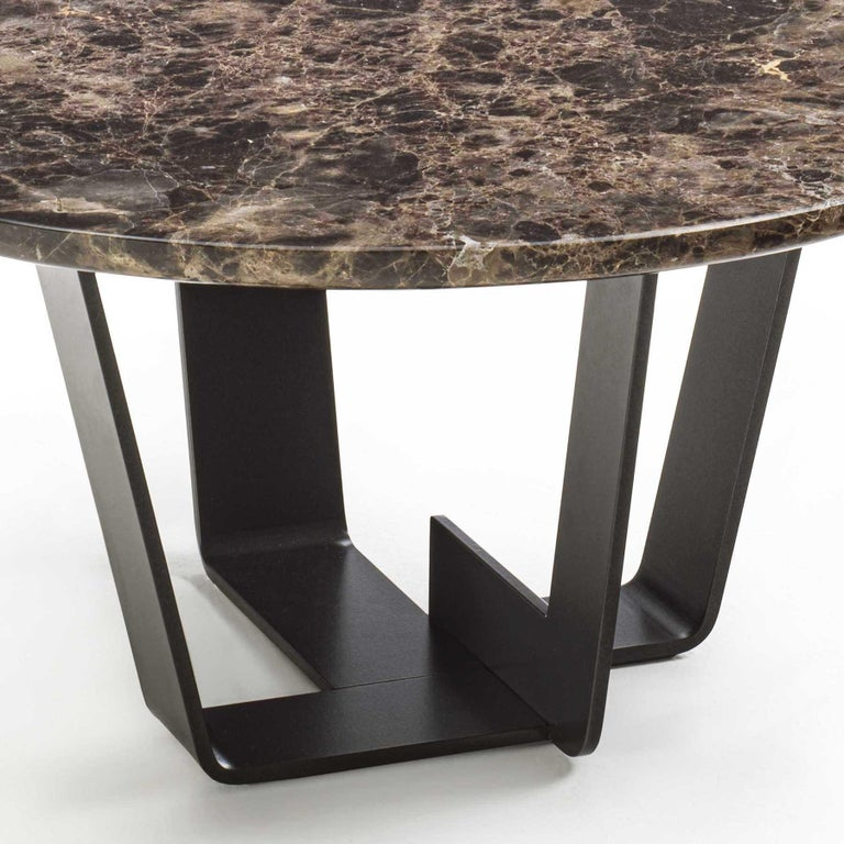 Jay Marble Coffee Table For Sale 4