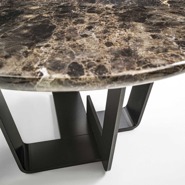 Jay Marble Coffee Table In New Condition For Sale In Paris, FR