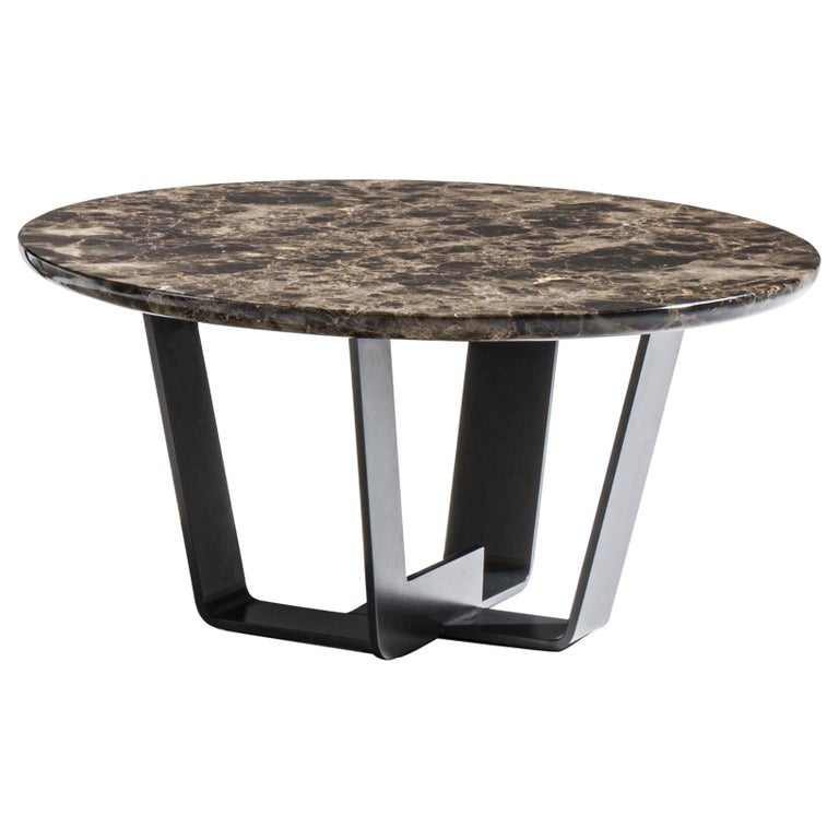 Jay Marble Coffee Table For Sale