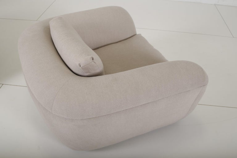 American Jay Spectre Lounge Chairs in Cashmere For Sale