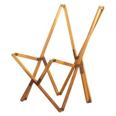 JB Fendy 'Tripolina' Naked Chair for Dario Alfonsi