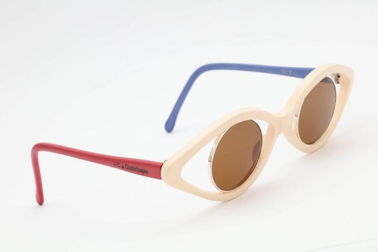Women's J.C. De Castelbajac Vintage Sunglasses For Sale
