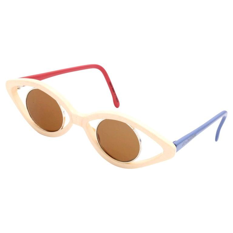 J.C. De Castelbajac Vintage Sunglasses For Sale