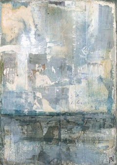"""""""Distressed III,"""" Mixed Media Painting"""