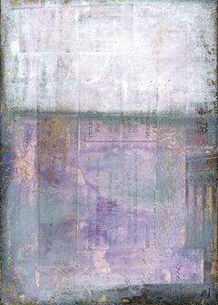 """Provence,"" Mixed Media Painting"