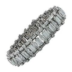 J.E. Caldwell 45 Carat Diamond Bracelet