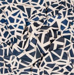Blue Softened Shapes