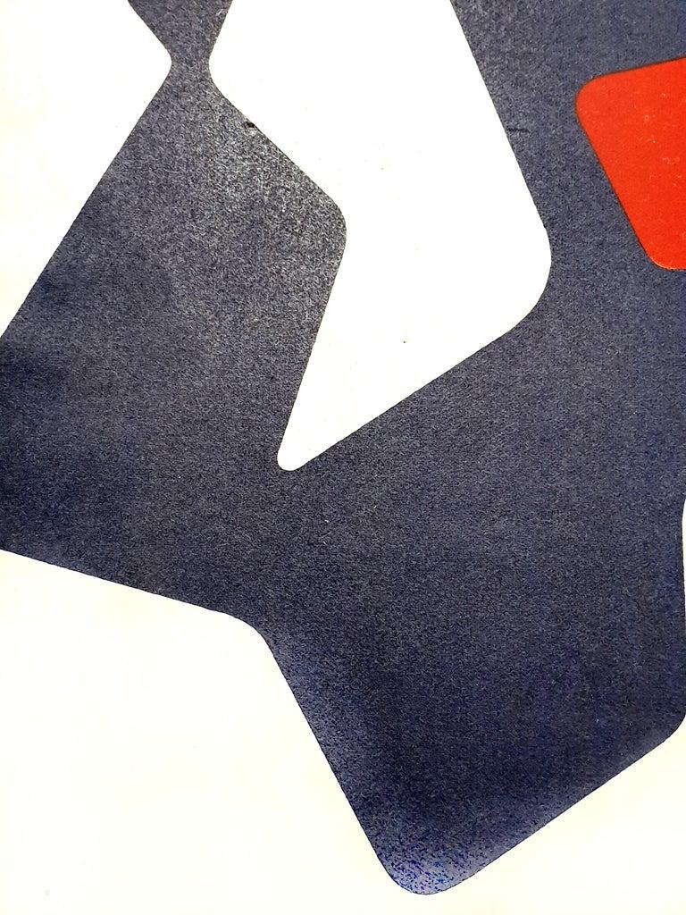 Jean Arp -  Original Lithograph For Sale 1