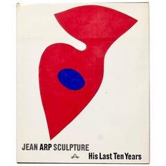 Jean Arp, Sculpture, His Last Ten Years, 1968