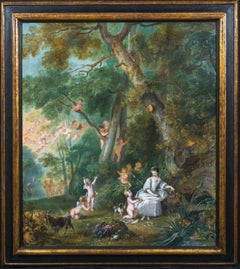An Allegory Of Love, 18th Century