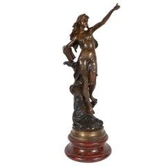 Art Nouveau Sculptures