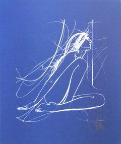 The Dancer - Original handsigned lithograph - Ltd 300