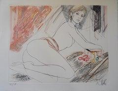 Treasure - Original handsigned etching - Ltd 250
