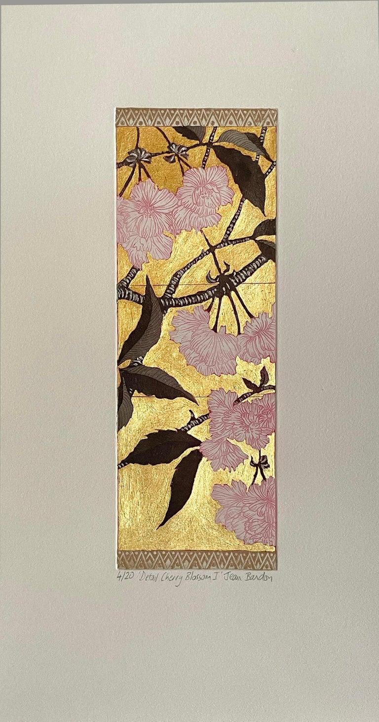 Detail Cherry Blossom 1 - Print by Jean Bardon