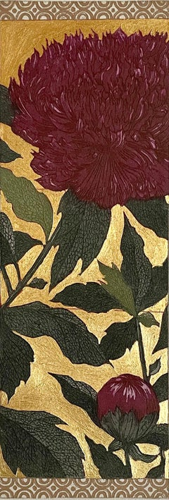 Detail Paeony 1