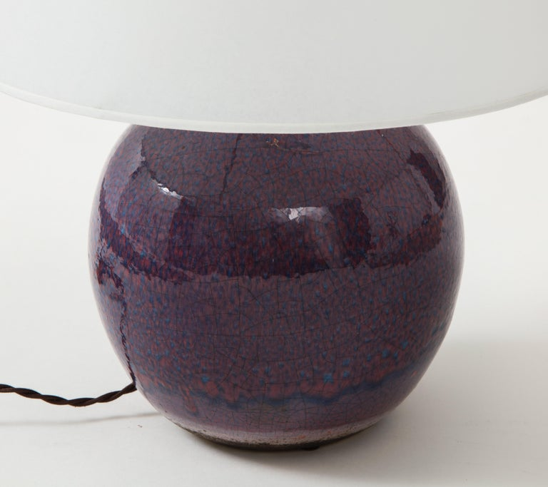 Jean Besnard (1889-1958), France, circa 1940s signed/painted: 'JB' 'France'
