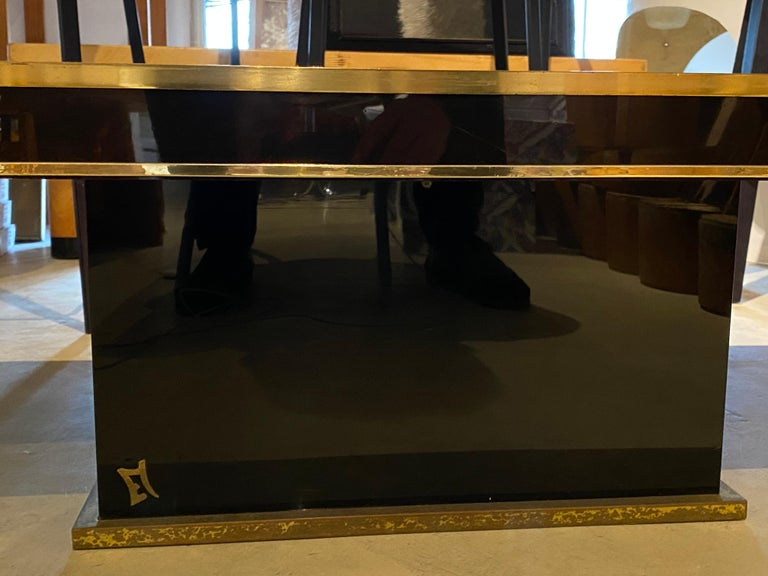 Jean Claude Mahey Coffee Table For Sale 1