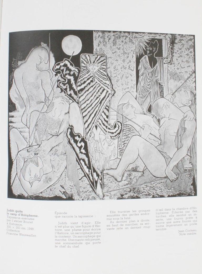 Jean Cocteau: Poète Graphique For Sale 4