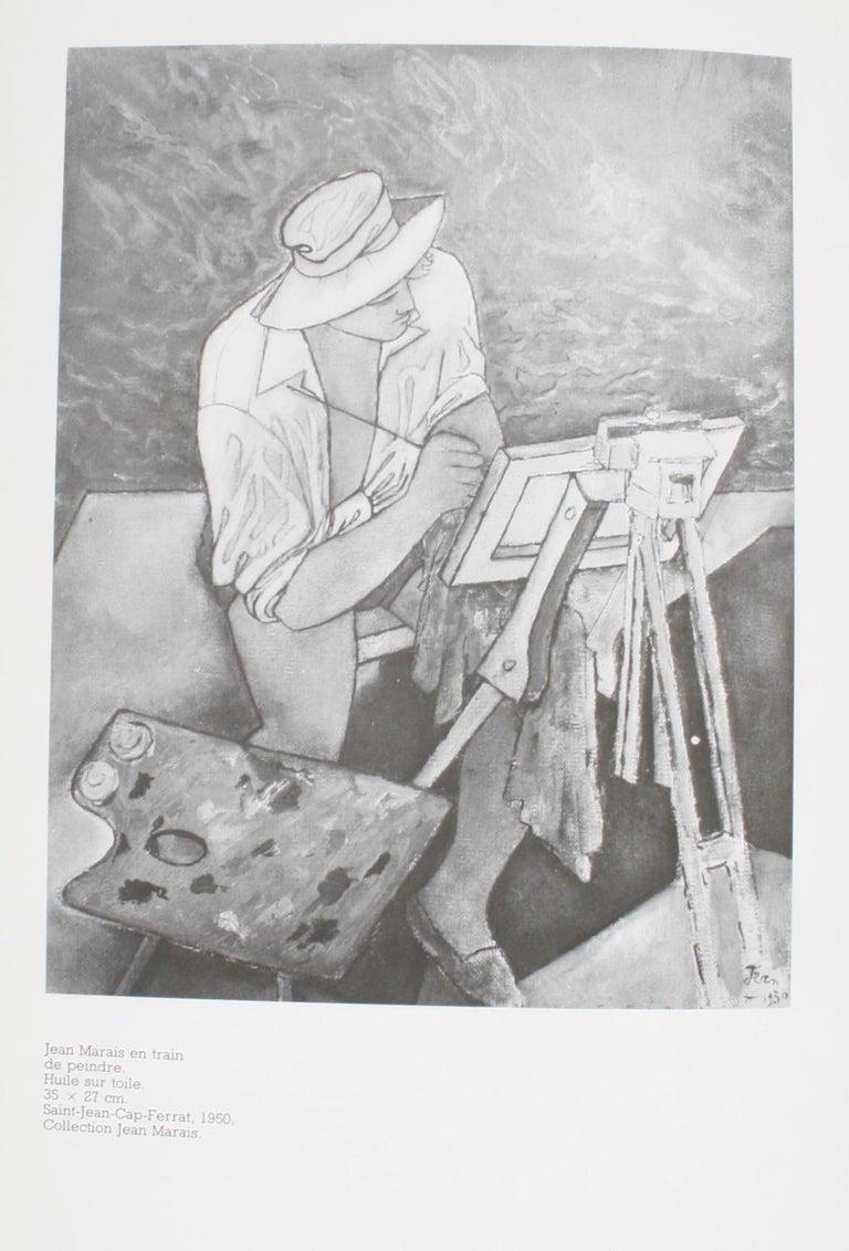 Jean Cocteau: Poète Graphique For Sale 6