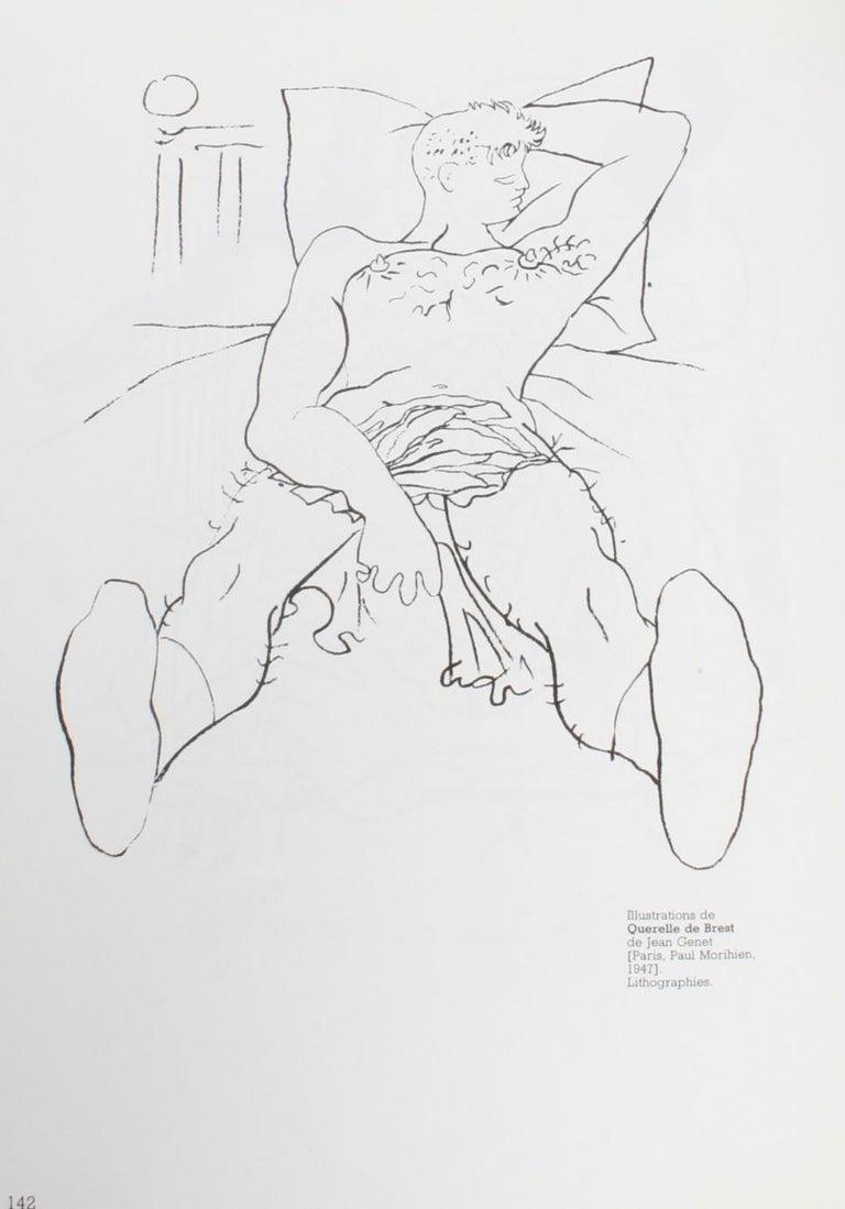 Jean Cocteau: Poète Graphique For Sale 8