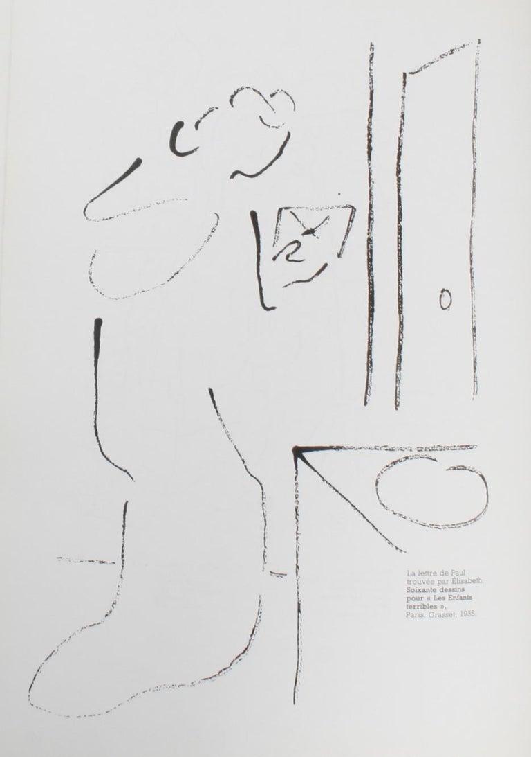 Jean Cocteau: Poète Graphique For Sale 10