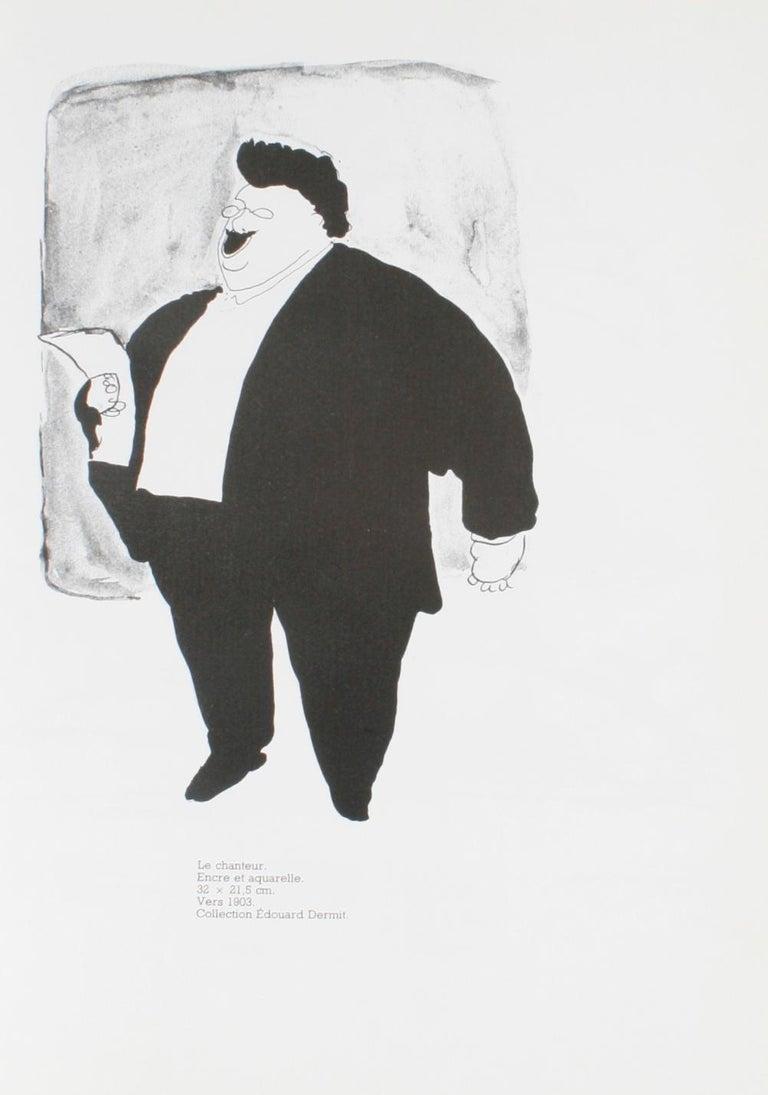 French Jean Cocteau: Poète Graphique For Sale