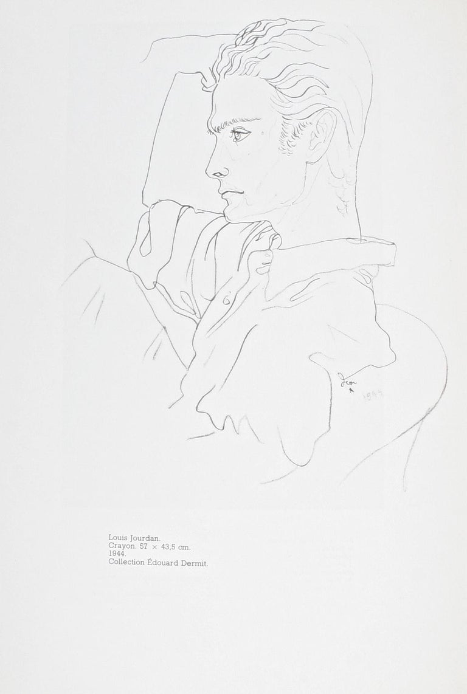 20th Century Jean Cocteau: Poète Graphique For Sale