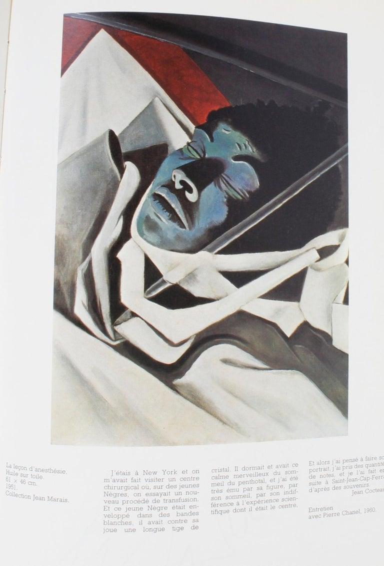 Jean Cocteau: Poète Graphique For Sale 2