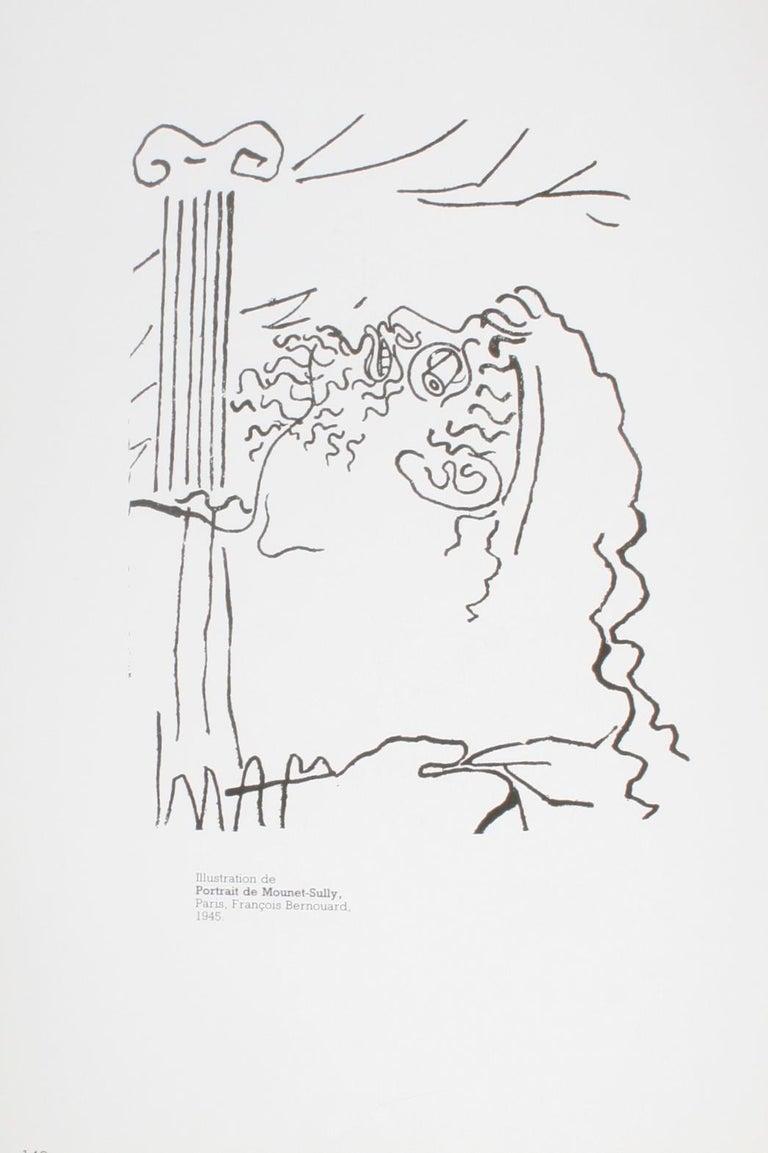 Jean Cocteau: Poète Graphique For Sale 3
