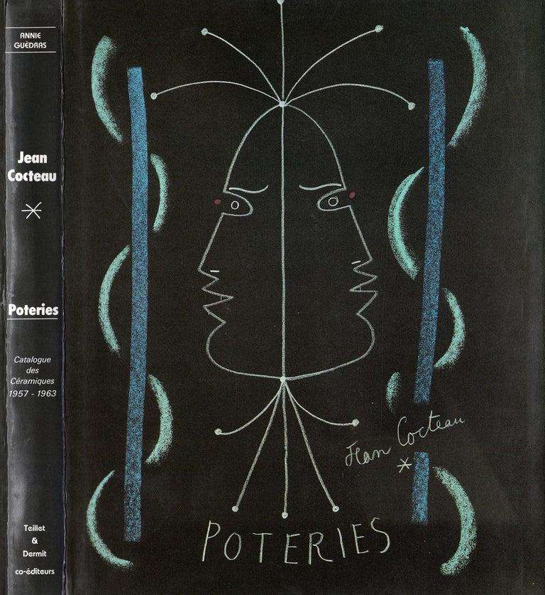 Ceramic Vase, Femme Voilée, Jean Cocteau For Sale 6
