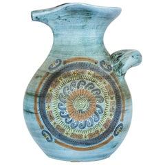 Jean de Lespinasse Vase in Ceramics, France, 1950s