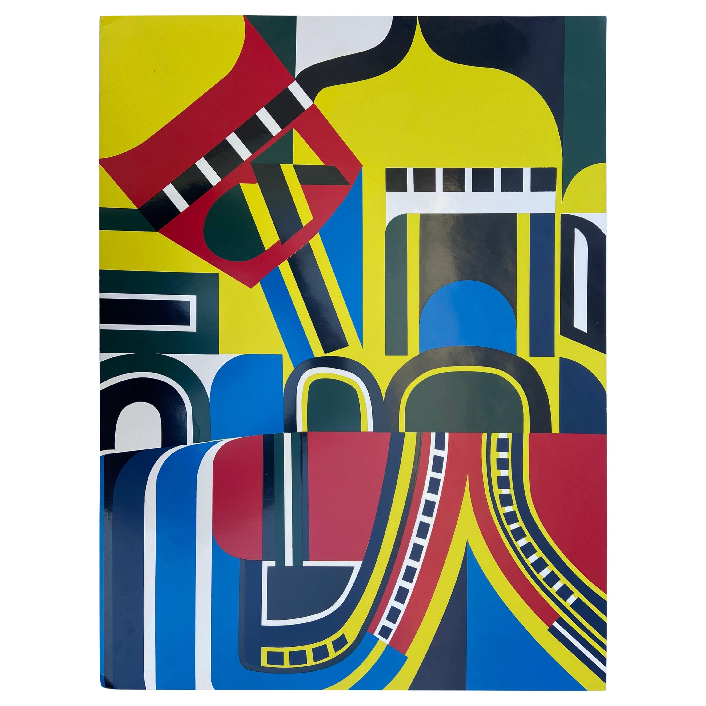 Jean Dewasne, Untitled, 1969, Silkscreen