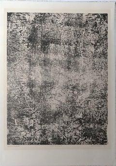 Joie Innocente - Original rare Lithograph by Jean Dubuffet - 1959