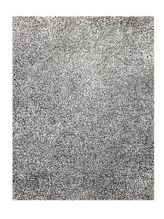 after Jean Dubuffet - Meadow - Lithograph