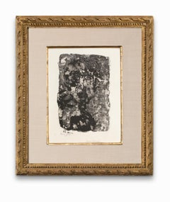 """Sophisticated Lady (for Matière et Mémoire)"", Artist Proofed Signed Lithograph"