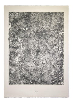 Tuf - Original Lithograph by Jean Dubuffet - 1959