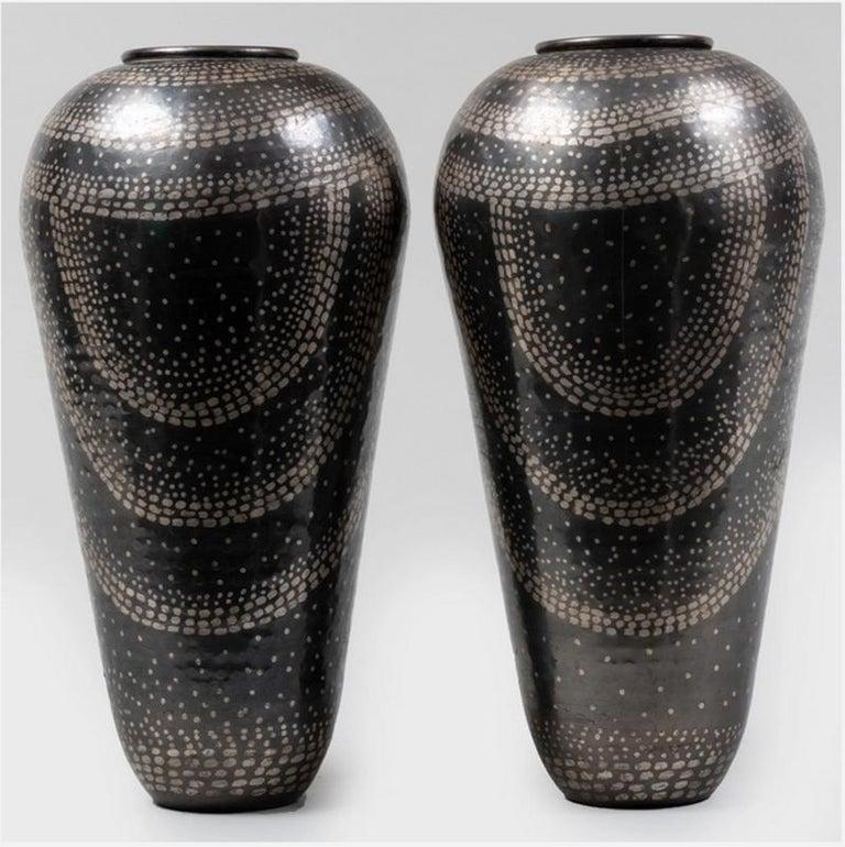 Art Deco Jean Dunand Vases For Sale