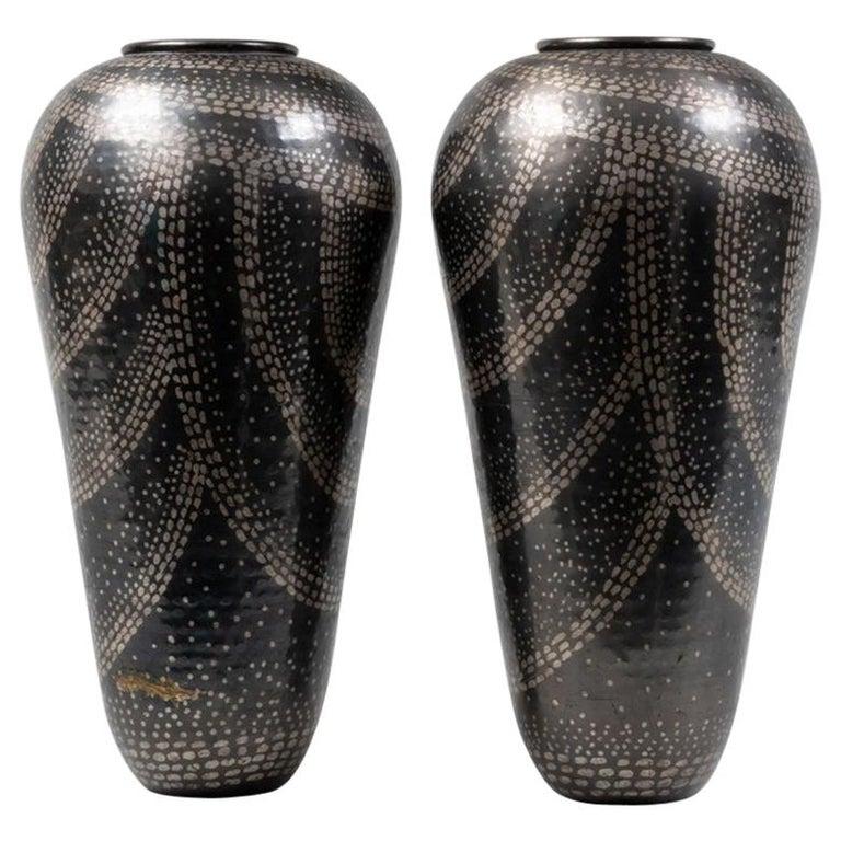 Jean Dunand Vases For Sale