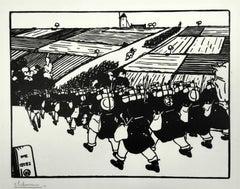 La Regiment en Marche
