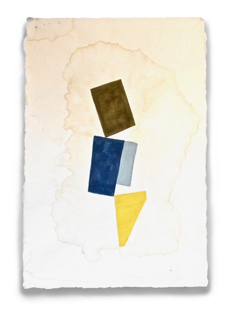 Jean Feinberg Abstract Painting - P1.14